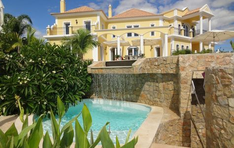 Spacious villa near Vilamoura