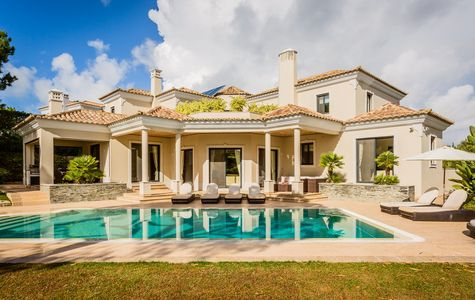 MAGNIFICENT 6 BEDROOM PROPERTY NEAR THE QUINTA DO LAGO LAKE