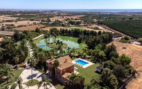 PRIVATE AND UNIQUE ESTATE IN THE COUNTRYSIDE OF OLHÃO
