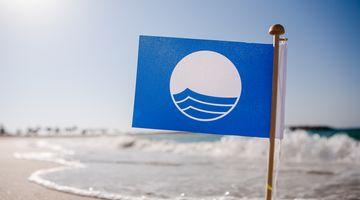 Algarve tops for blue flag beaches