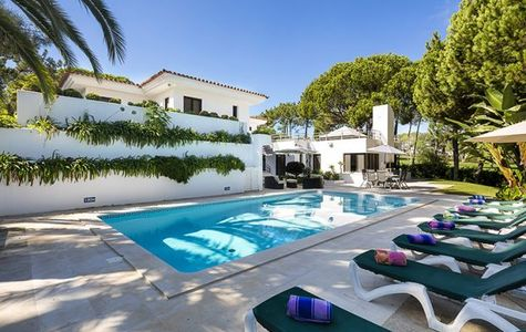EXCLUSIVE 6 BEDROOMS VILLA IN QUINTA DO LAGO
