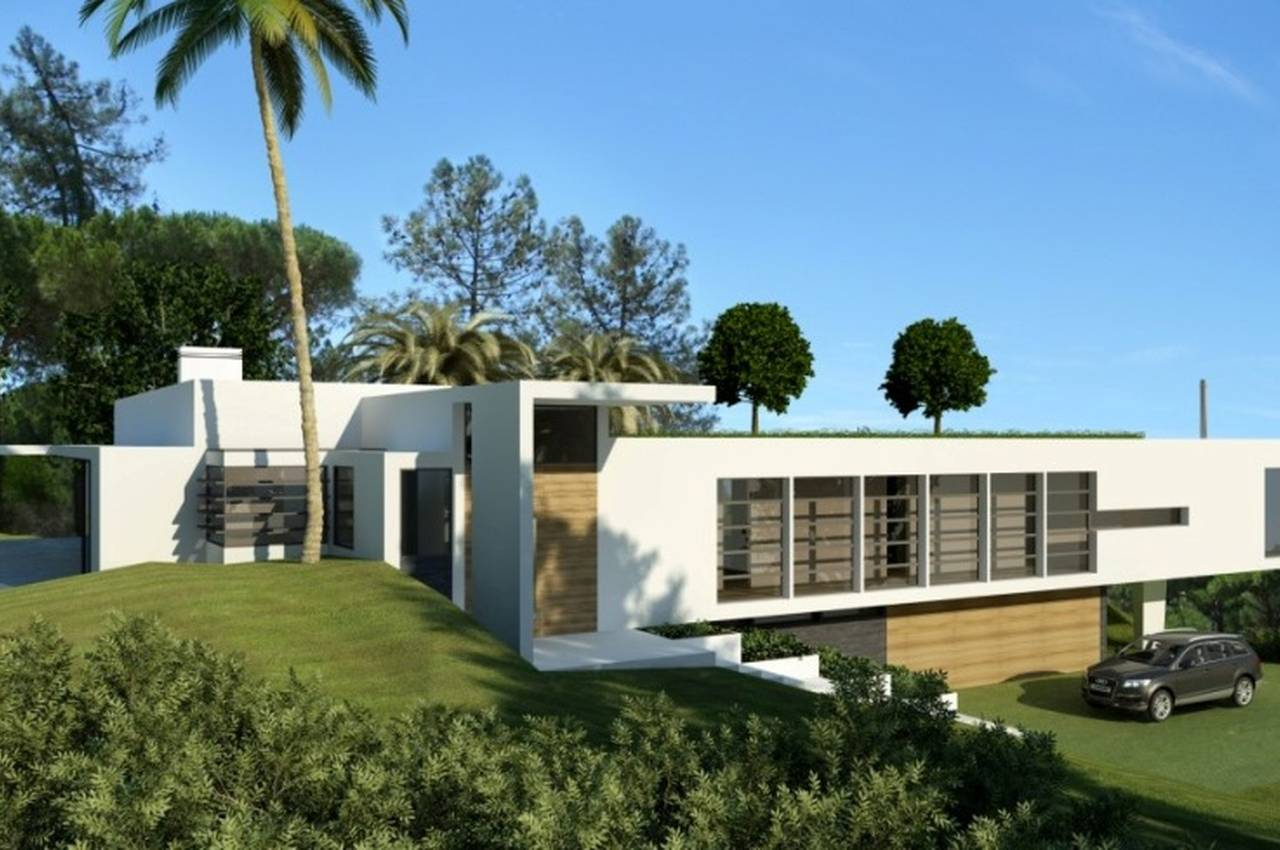 BUILDING PLOT WITH VIEWS