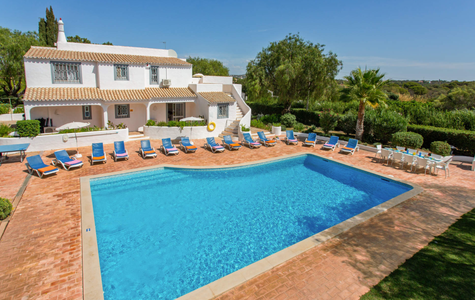 SPACIOUS 7 BED VILLA NEAR ALMANCIL
